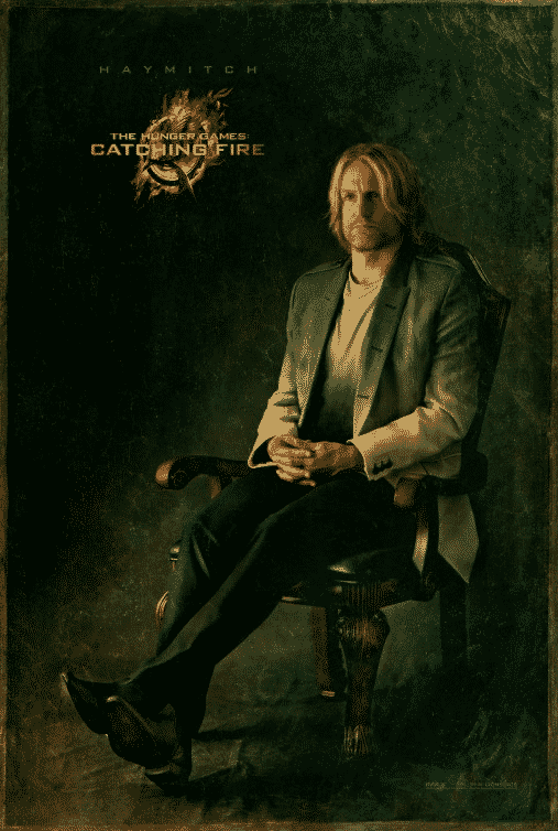 "Haymitch / ""Los juegos del hambre 2: En llamas"" (The Hunger Games: Catching Fire)"