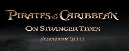 Promocional de la secuela de Piratas del Caribe