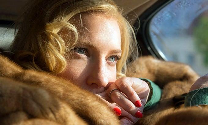 Cate Blanchett se ganó su sexta nominación al Óscar, por su interpretación en el drama romántico, 'Carol'. © 2015 The Weinstein Company.