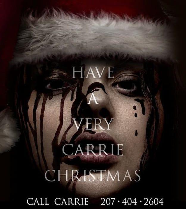 Carrie Christmas