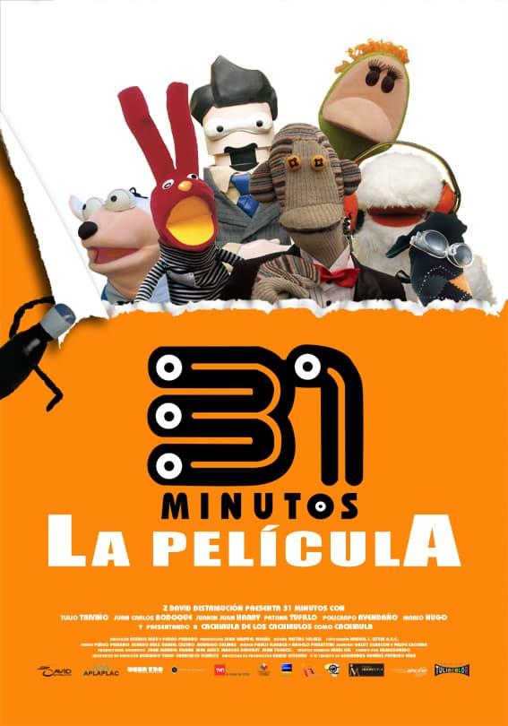 Cartel 31 Minutos: La Película