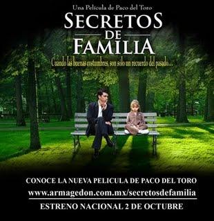 Promocional de Secretos de Familia