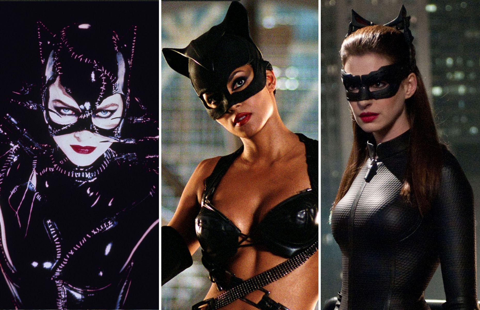Las Gatúbelas del cine reaccionan al fichaje de Zoe Kravitz como Catwoman