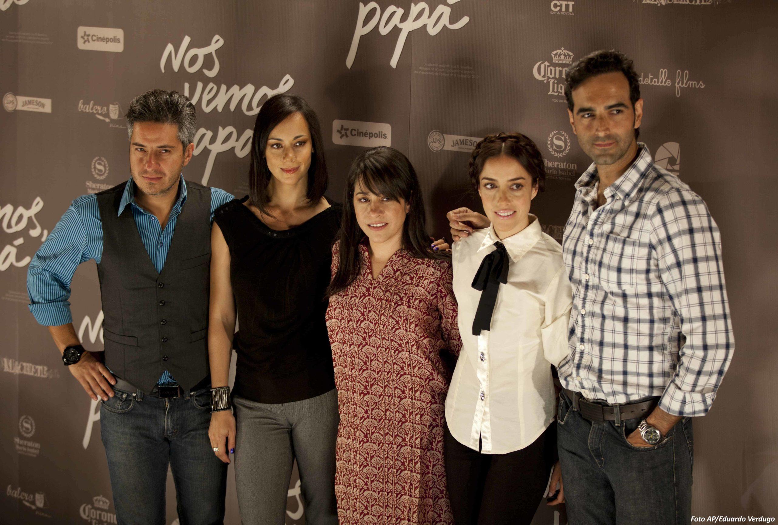 Moises Arizmendi, Gabriela de la Garza, Lucia Carreras, Cecilia Suarez, Arturo Barba