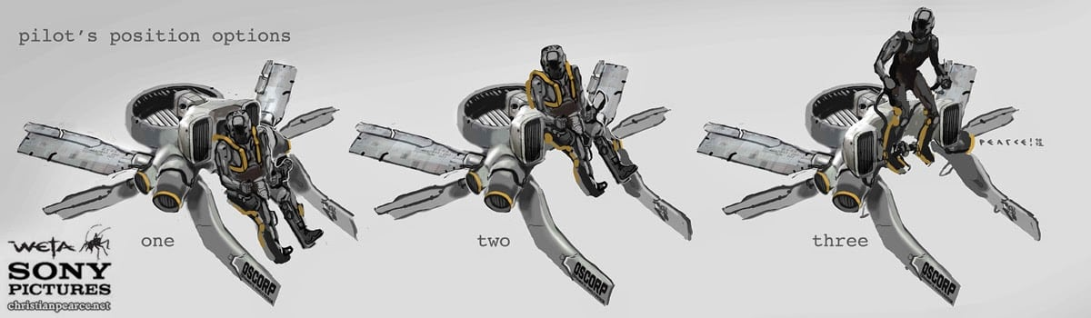 Concept Art TASM 2 3