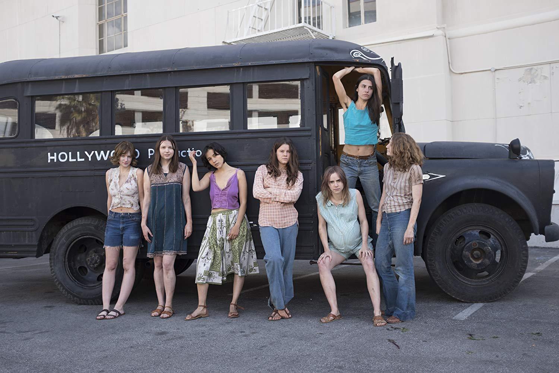 La historia de las chicas Manson en primer tráiler de Charlie Says de IFC
