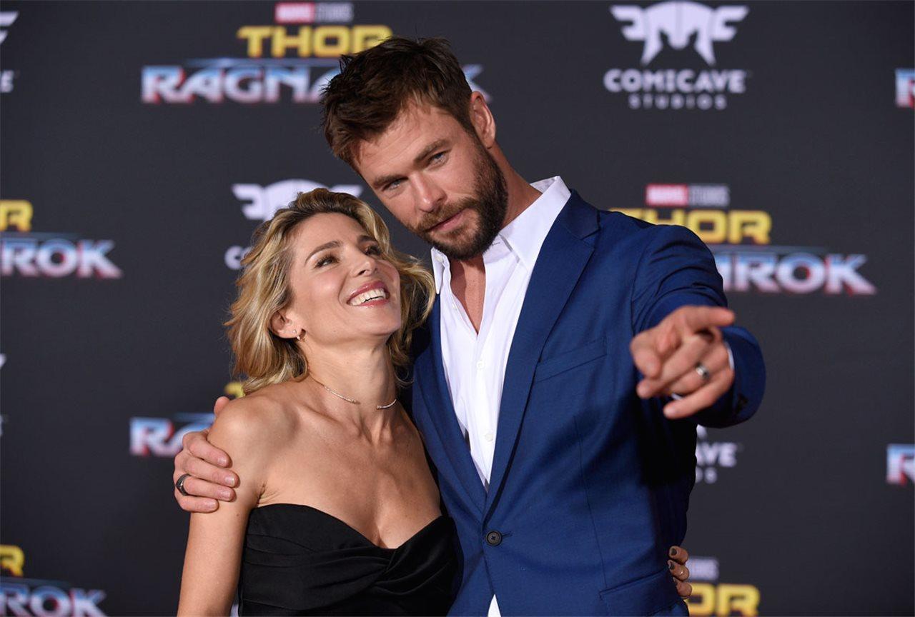 ¿Cómo se conocieron Chris Hemsworth y Elsa Pataky?