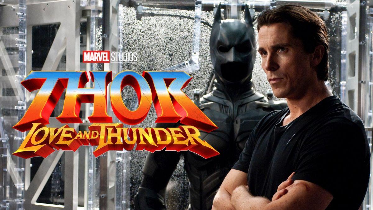 Christian Bale en Thor: Love and Thunder
