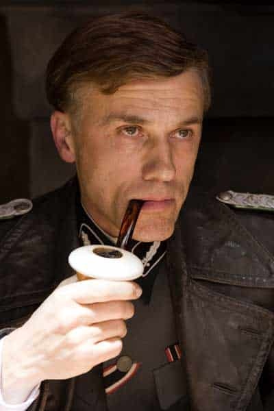Christoph Waltz en Inglorious Bastards