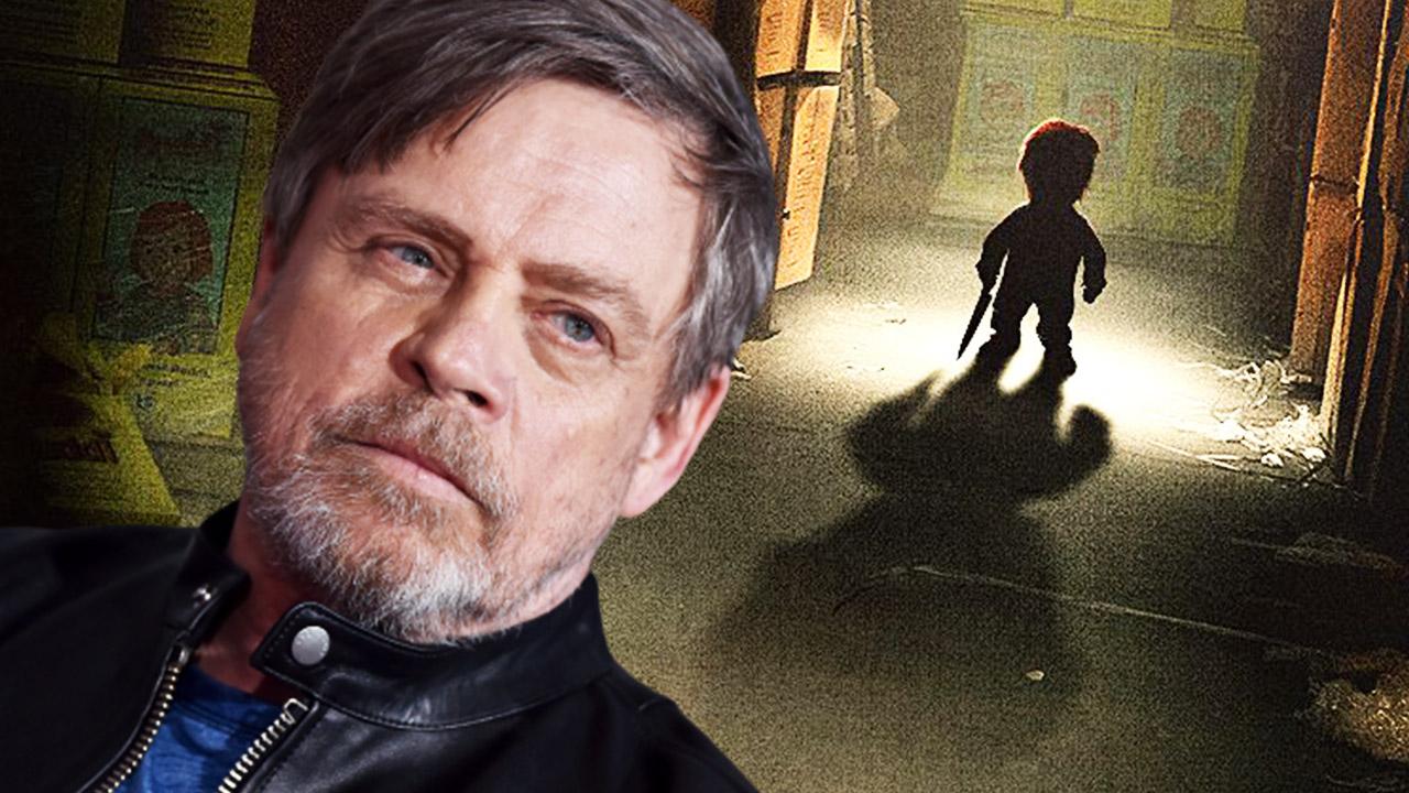 Mark Hamill será la voz de Chucky en reboot de Child's Play de MGM y Orion