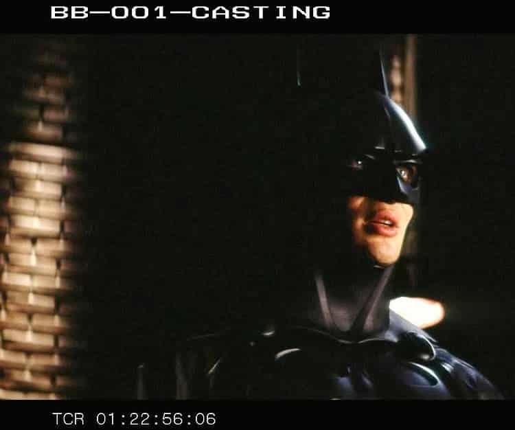 cillian mrphy batman audition