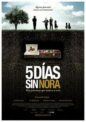 5  Días sin Nora