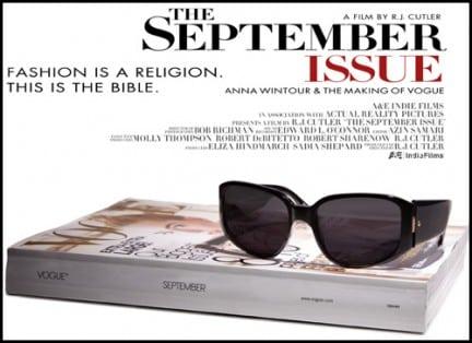 Promocional de September Issue