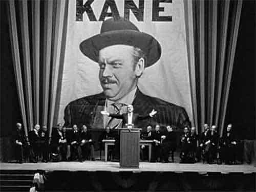 Escena del Ciudadano Kane