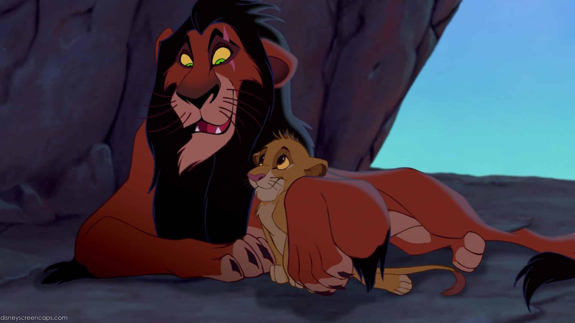 cliches-villanos-cine-scar-the-lion-king