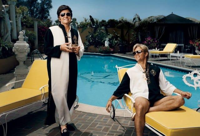 Liberace, Vanity Fair