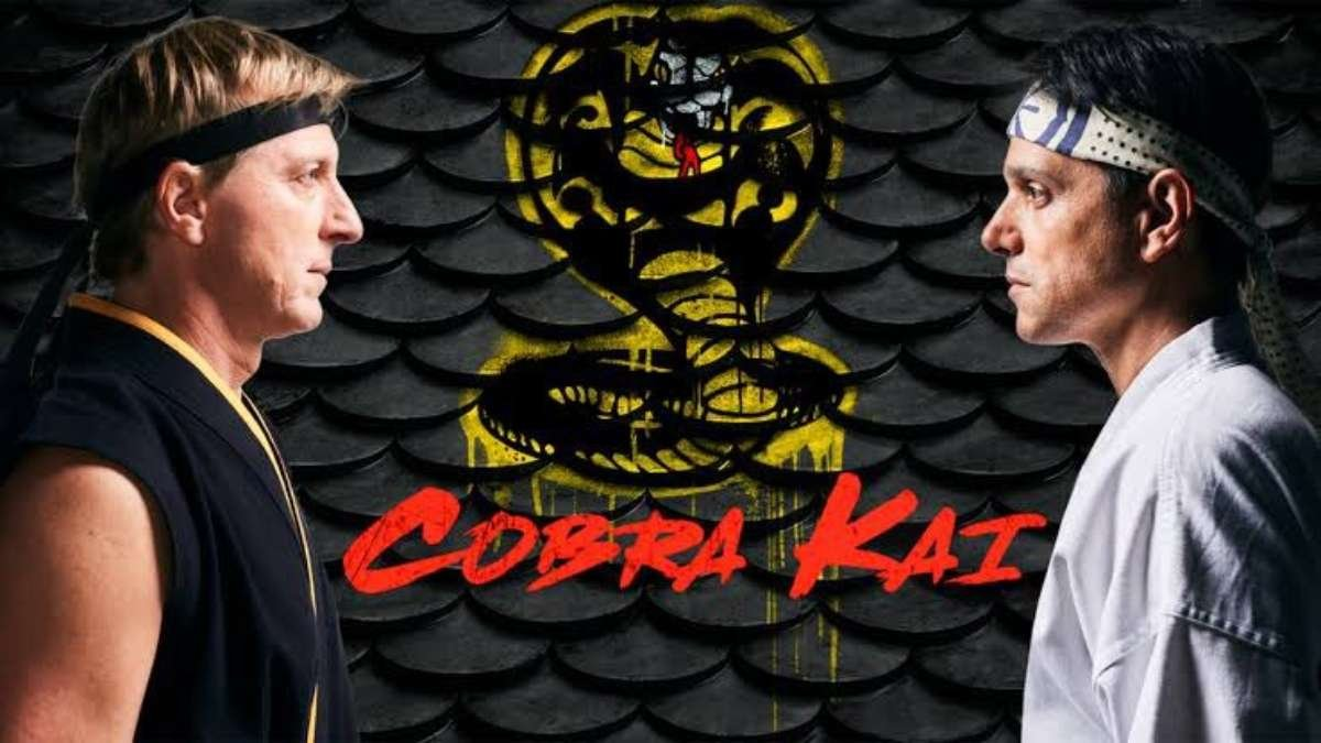 El streaming Netflix es la nueva casa de Cobra Kai, serie secuela de Karate Kid