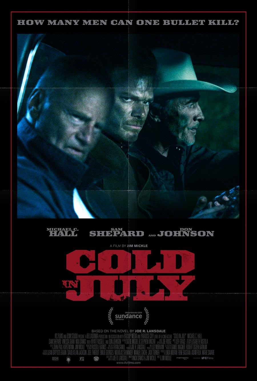 Cold in July / Jim Mickle