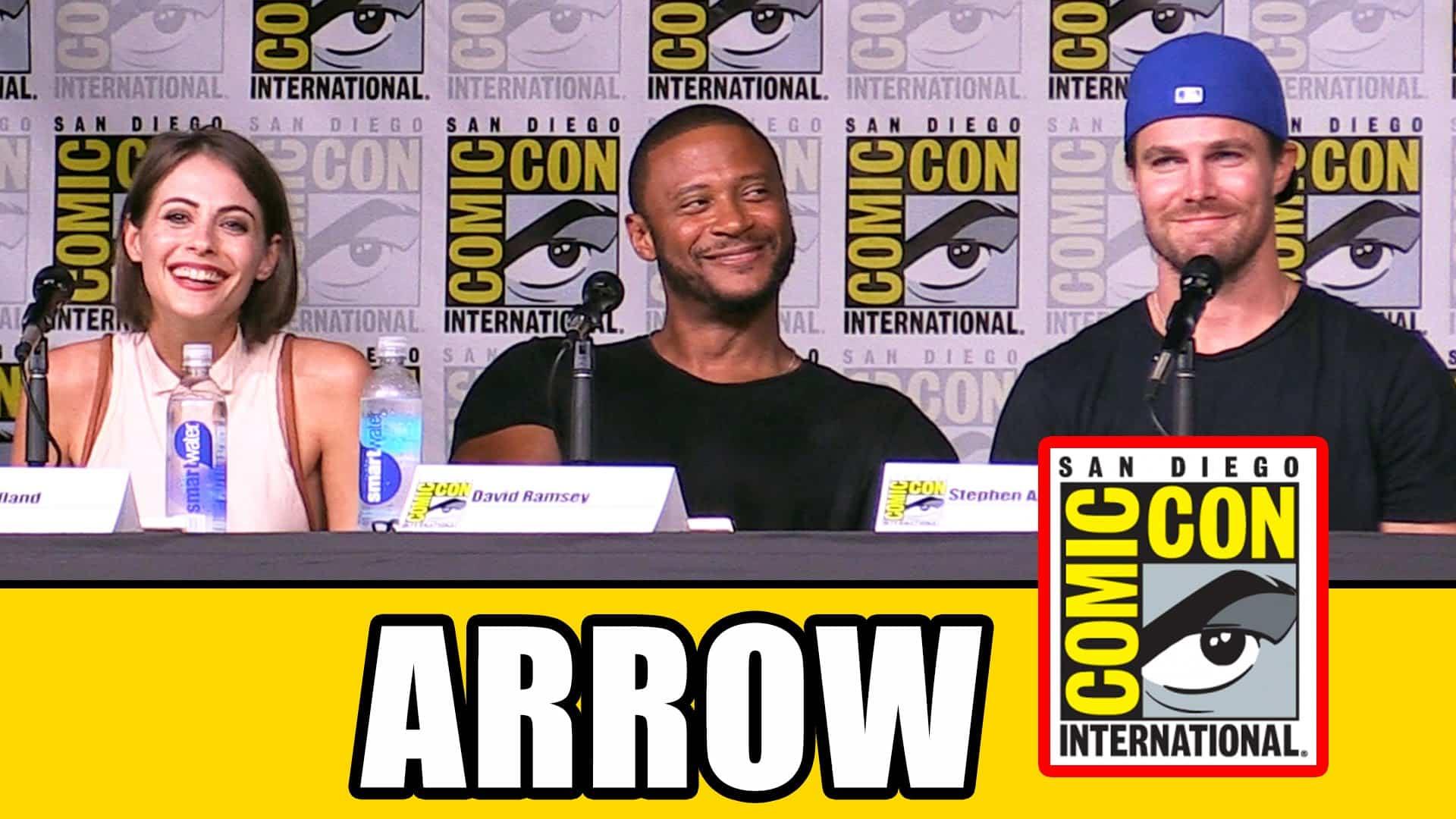 comic-con-arrow