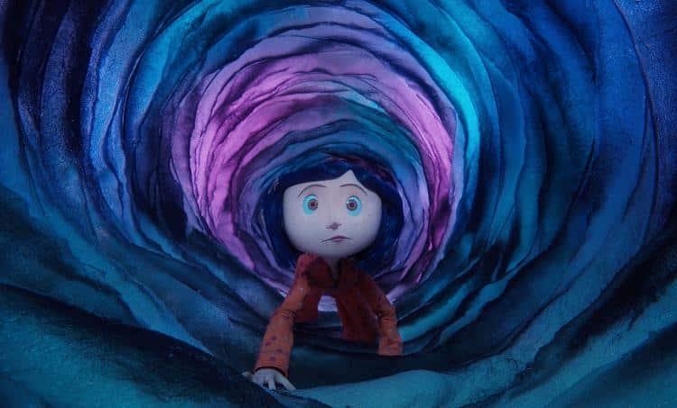 Escena de Coraline