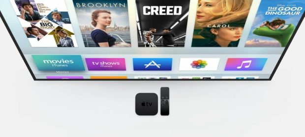 Apple TV – Father Time