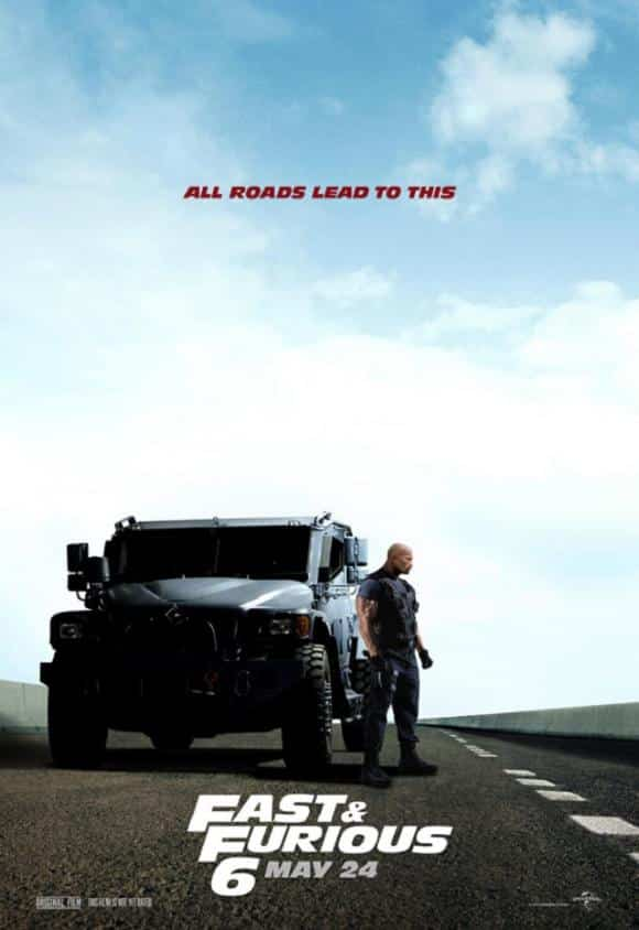 Fast and furious 6, Universal