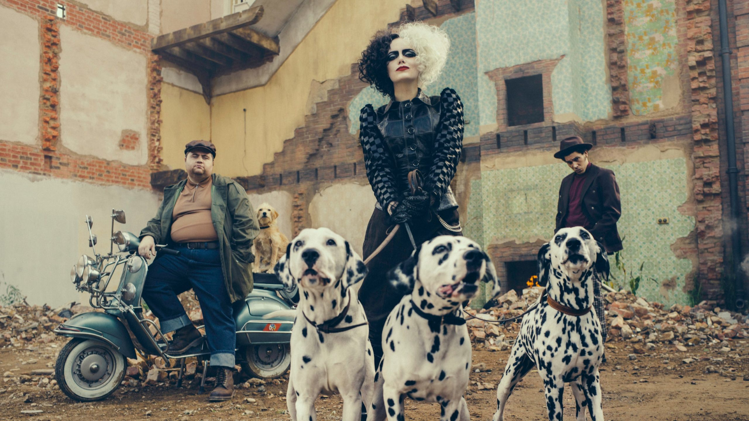 Primer vistazo a Emma Stone como Cruella de Vil en el live-action Cruella