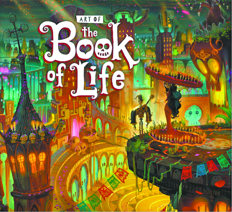 The Book of Life Art