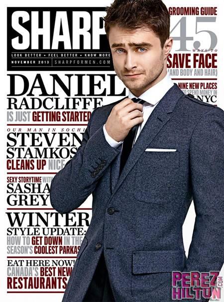 Daniel Radcliffe / SHARP Magazine