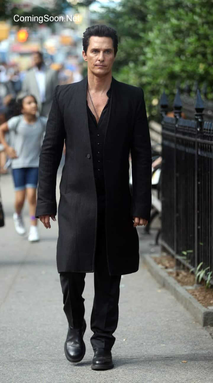 Matthew McConaughey, The Dark Tower
