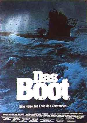Cartel de Das Boot