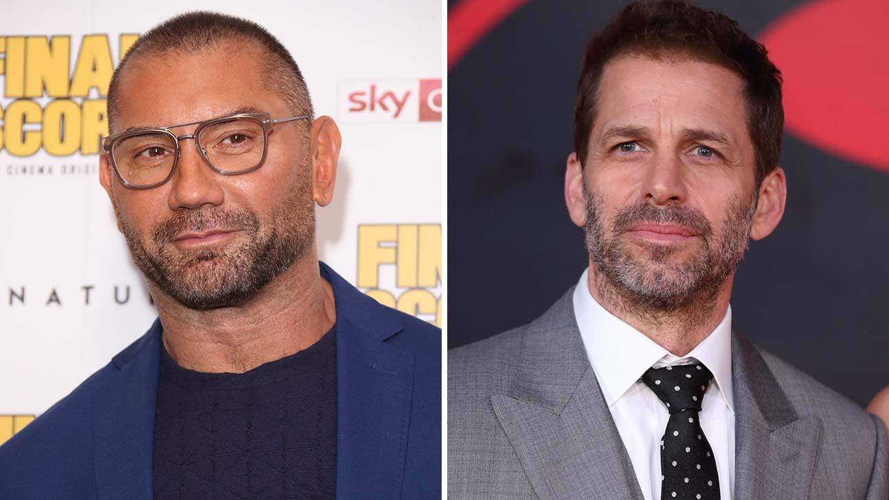 Dave Bautista protagonizará Army of the Dead de Zack Snyder y Netflix