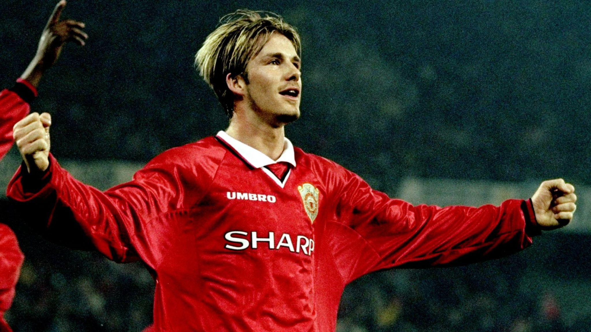 La superestrella David Beckham lanza la agencia de producción Studio 99