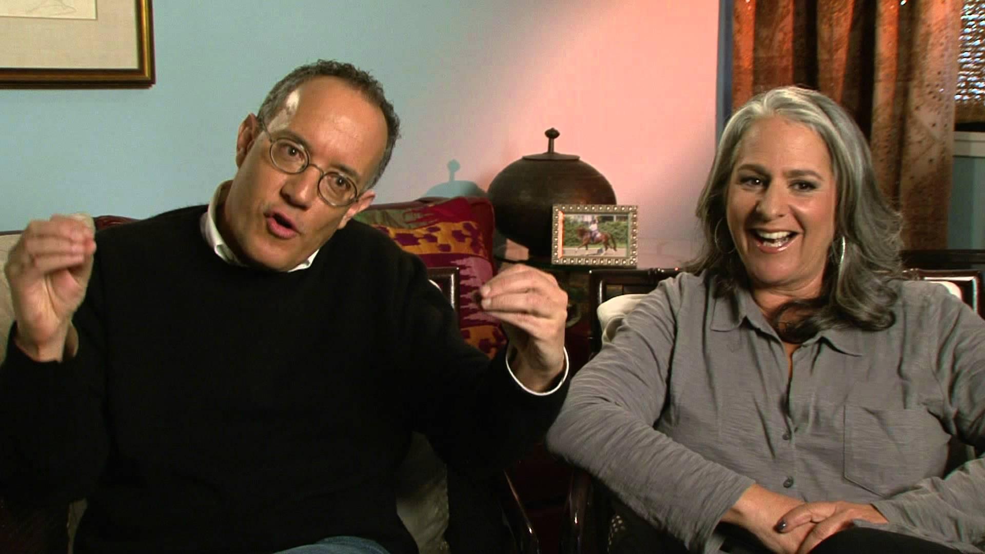 David Crane y Marta Kauffman. Los creadores de Friends fueron entrevistados por Entertainment Weekly. Fto: youtube