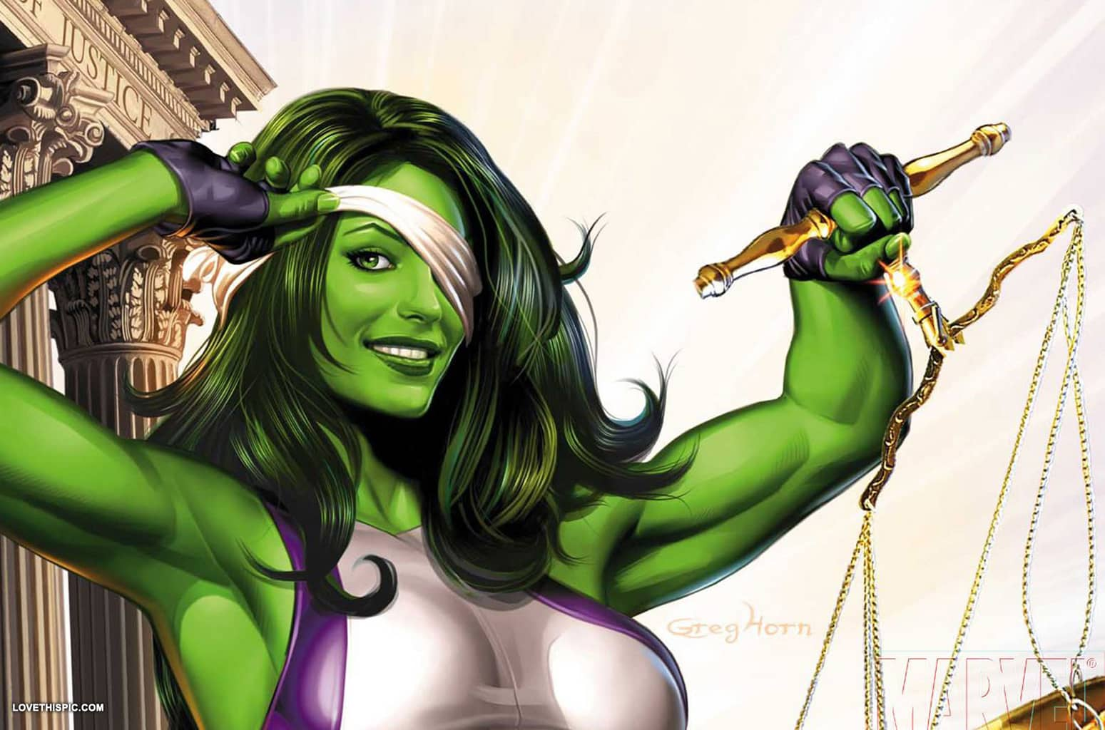 Hulk, Marvel