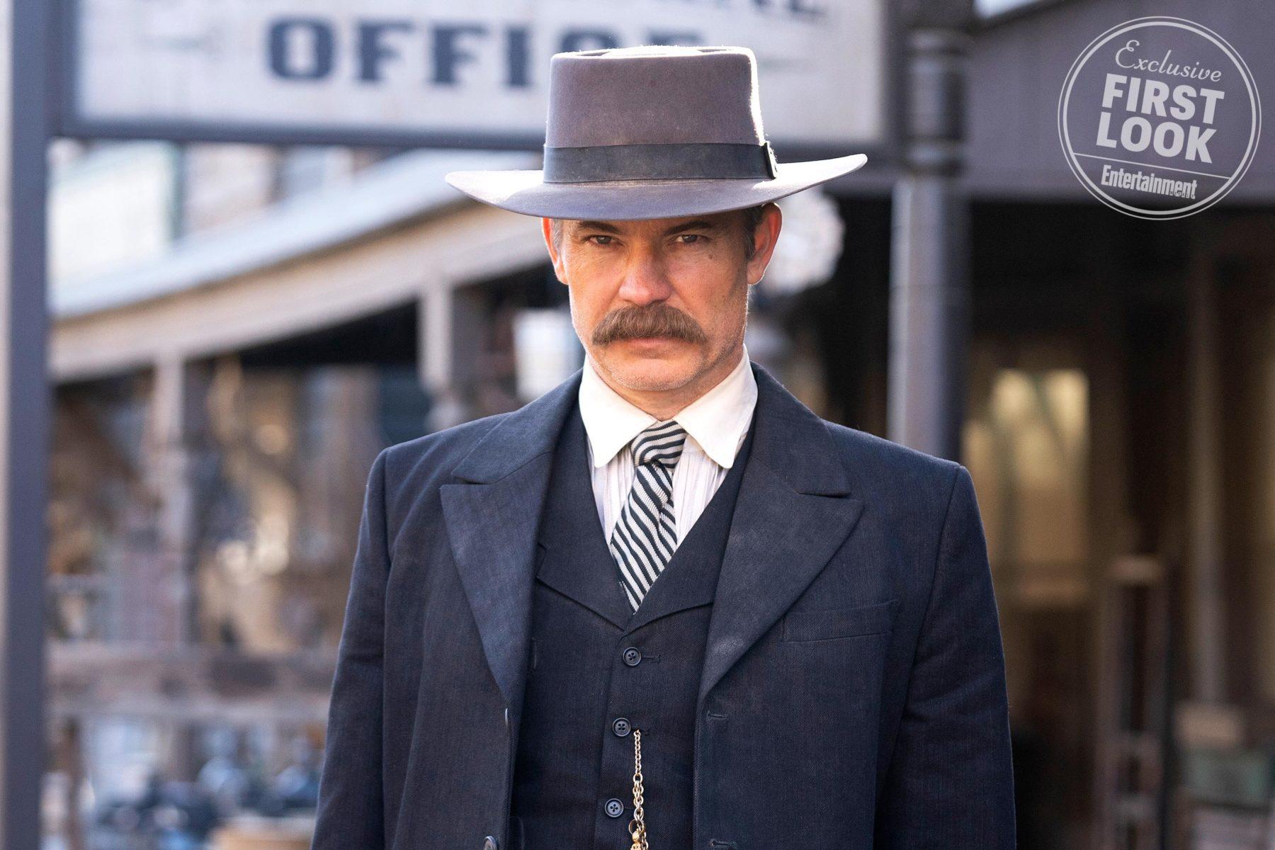 La película Deadwood de HBO libera teaser tráiler y lanzamiento