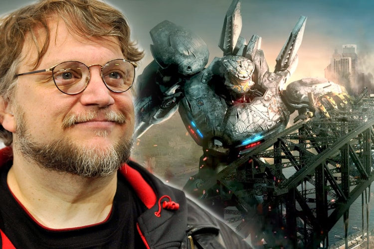 Guillermo del Toro y Pacifim Rim