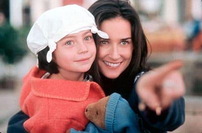 Demi en el año 2000