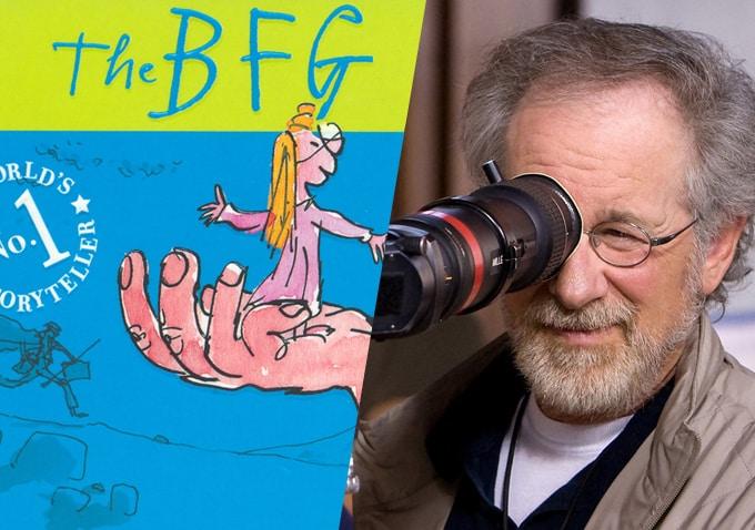 BFG adaptado por Spielberg
