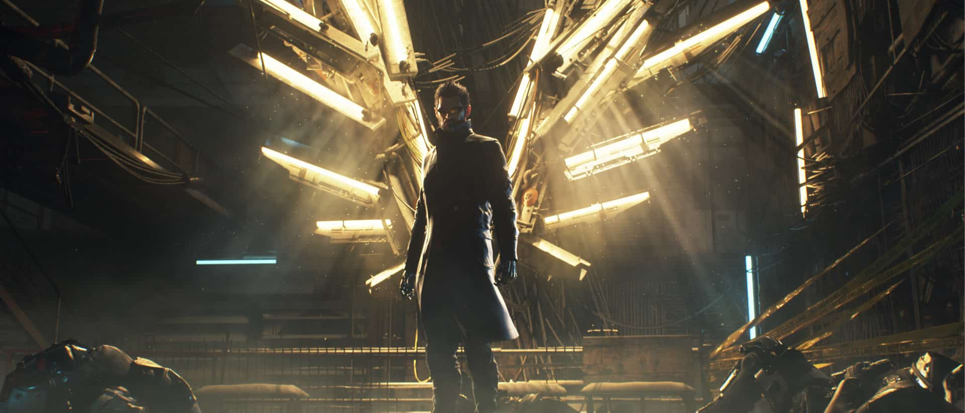 Deus Ex: Mankind Divided – The Mechanical Apartheid Trailer