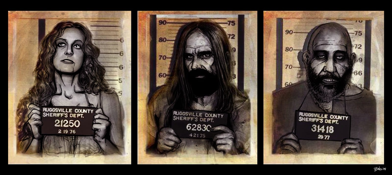 Rob Zombie inicia rodaje de secuela de The Devil's Rejects, titulada 3 From Hell.