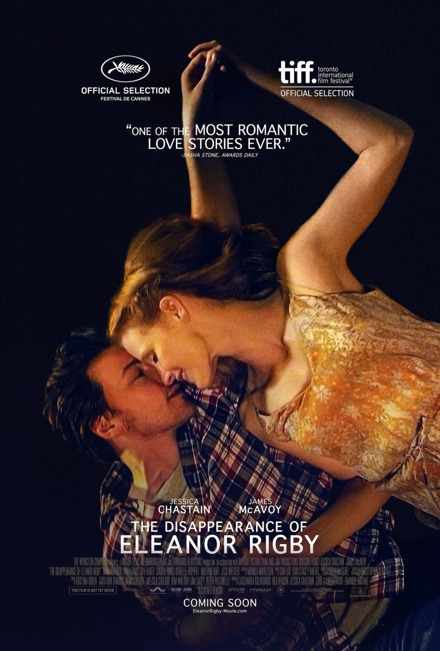 The Disappearance of Eleanor Rigby Trailer