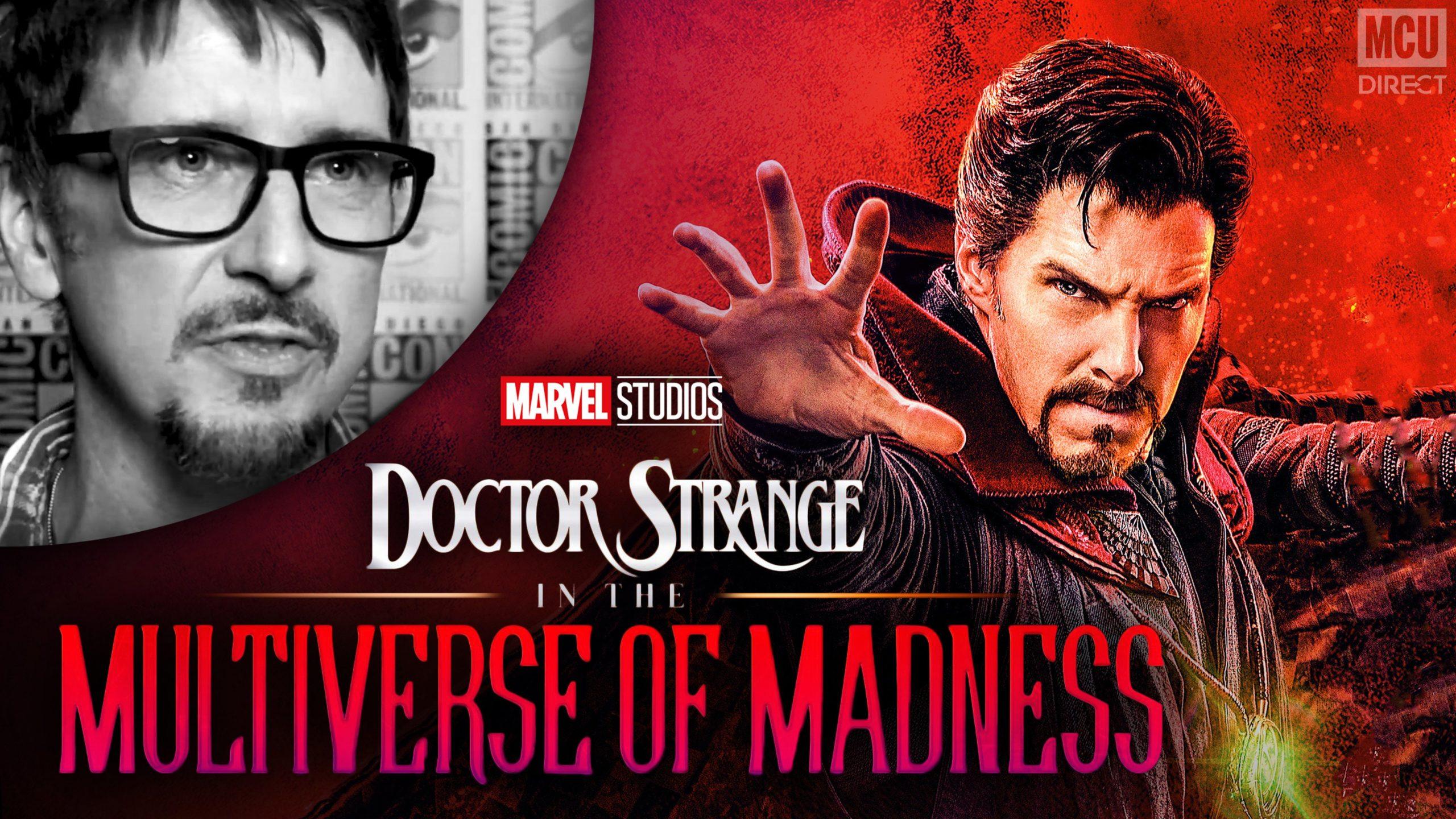 La secuela de Doctor Strange pierde a su director, Scott Derrickson, por diferencias creativas
