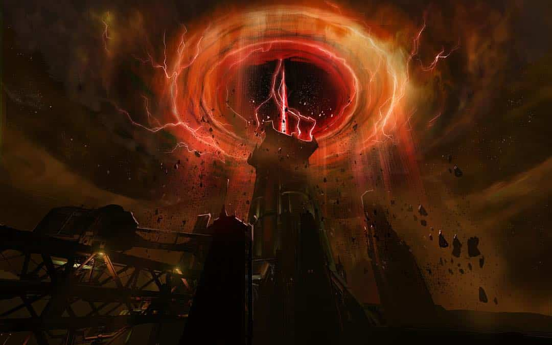 See the concept art behind #DOOM's Hellish locales on Bethesda.net