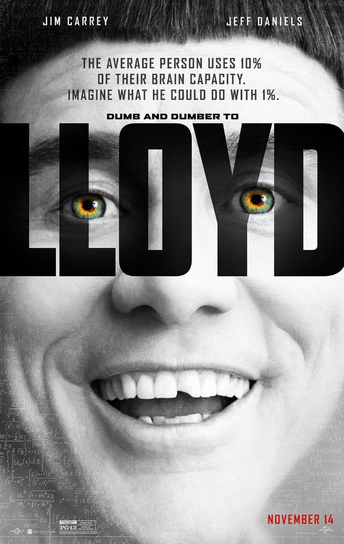 Jim Carrey como Lloyd