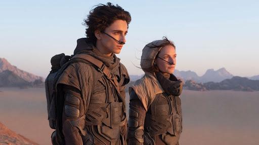 Primer vistazo a Dune debutará en reestreno de Inception de Nolan