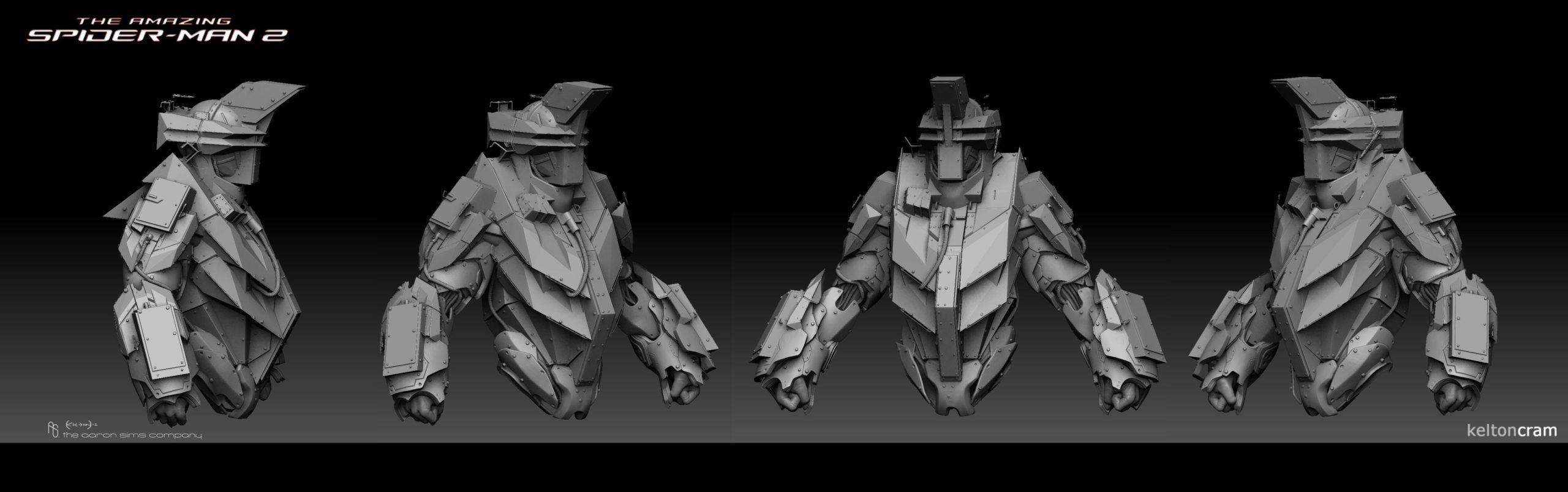 Rhino Concept Art 9