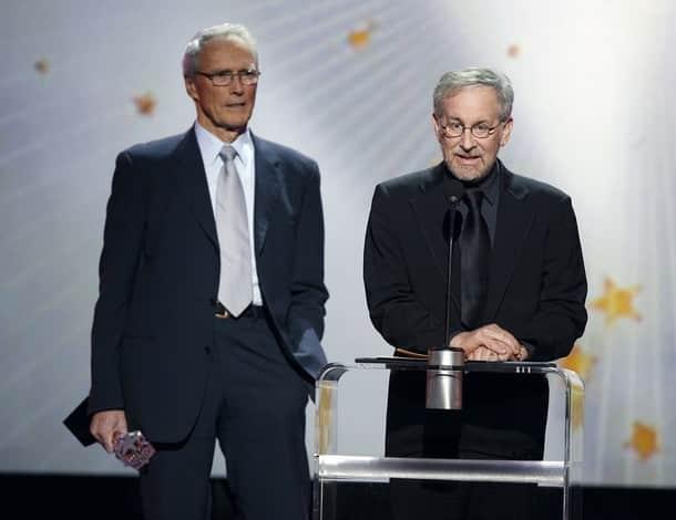 Spielberg e Eastwood
