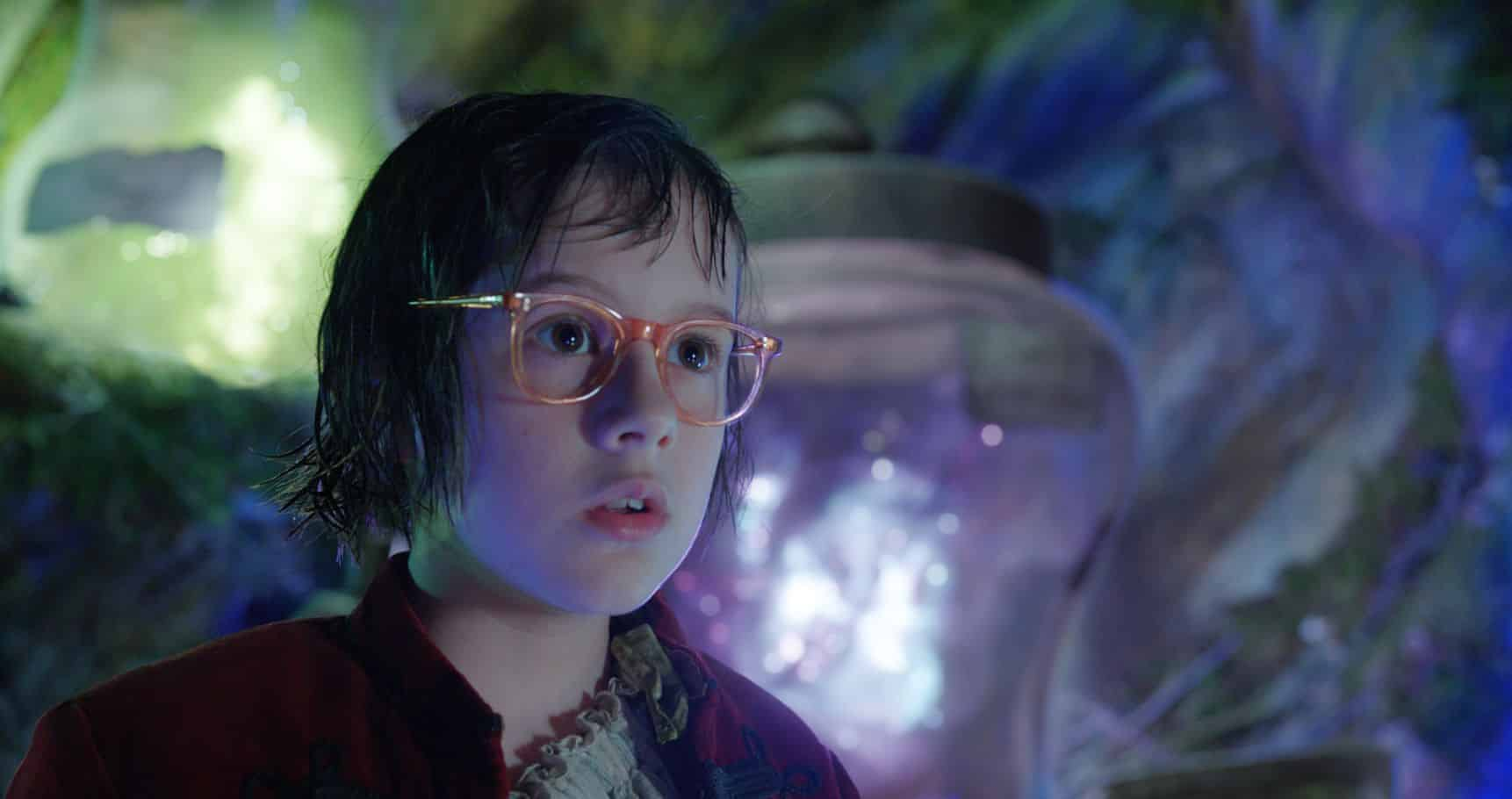 Ruby Barnhill is Sophie in Disney's imaginative adventure, THE BFG, directed by Steven Spielberg and based on the best-selling book by Roald Dahl which tells the story of a young girl and the Giant (Oscar (R) winner Mark Rylance) who introduces her to the wonders and perils of Giant Country. The film opens in theaters nationwide on July 1.