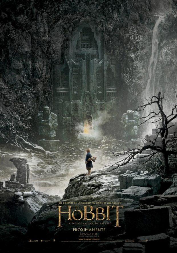 El Hobbit la desolación de Smaug, Warner